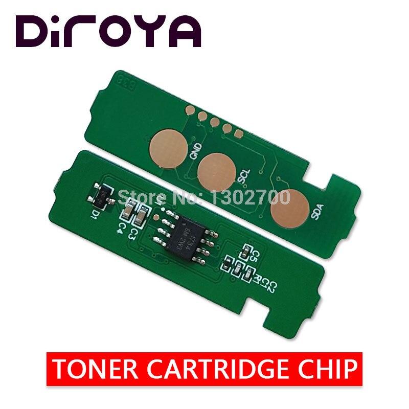 Kleur clt k404s c404s m404s y404s toner cartridge chip voor samsung xpress C430 C430W C433W C480 C480FN C480FW C480W 480w Printer