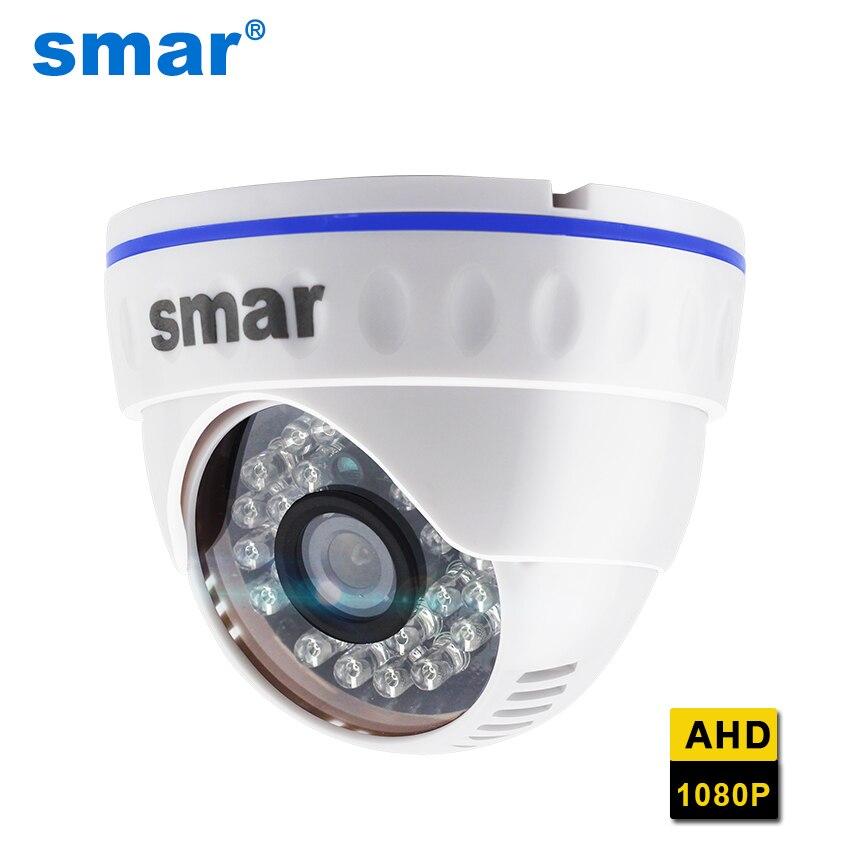 Камера видеонаблюдения, Full HD, 720 P, 1080 P, AHD, 24 инфракрасных светодиода, 2 Мп Разрешение, объектив HD, 3,6 мм, ночное видение