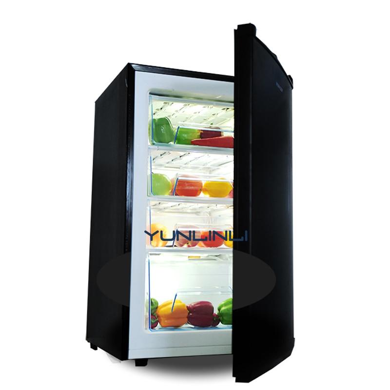 Doméstico/comercial mini geladeira freezer vertical-tipo mini freezer baixo nível de ruído baixo consumo de energia geladeira BD-102