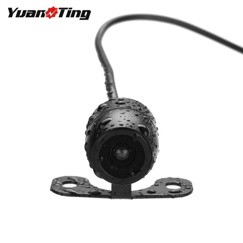 YuanTing CCD Car Rear View Camera Auto Parking Reverse Backup Camera Night Vision Waterproof 170 degrees HD Image Universal