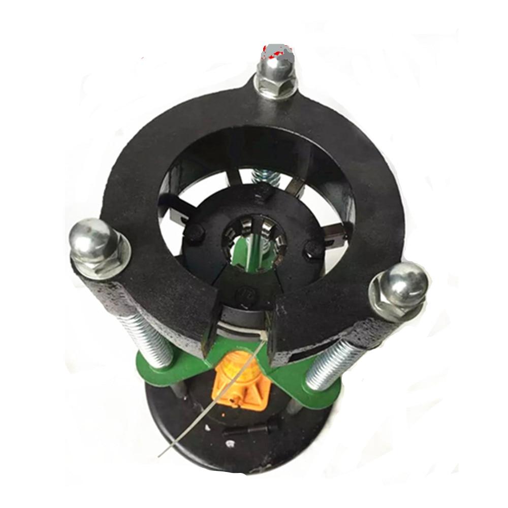 Automóvil AC manguera máquina prensadora de/Universal aire acondicionado arrugador manguera de prensa herramienta de prensa manual