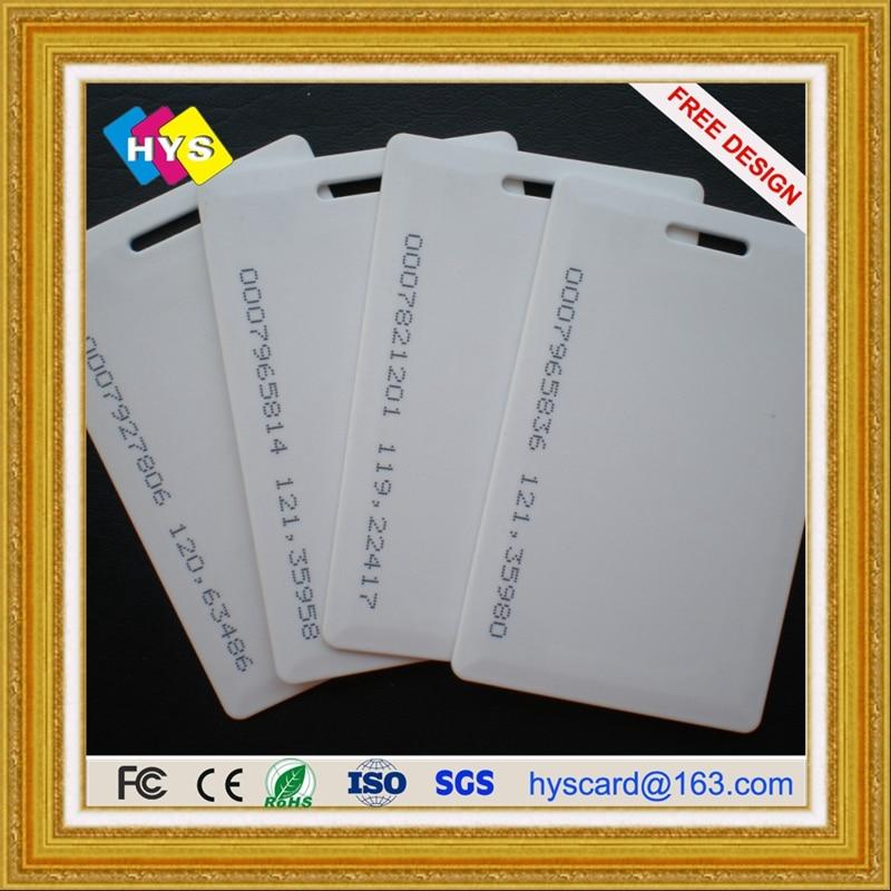 Tarjetas de Identificación de plástico y tarjeta inteligente con UV de alta seguridad/película holograma/superposición