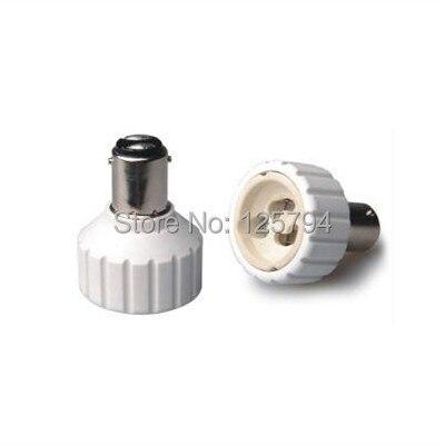 BA15D TO GU10 adapter High quality material fireproof material socket adapter B15 TO GU10 lamp holder converter