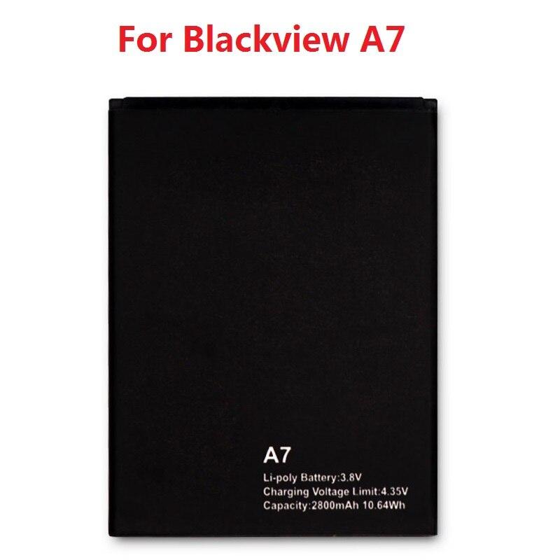 Сменный аккумулятор Blackview A7, 2800 мАч, для двух смартфонов Blackview A7