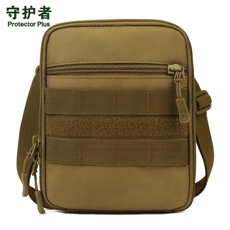 900D Outdoor Messenger Bags Tactics Molle Utility Pouch Wear Belt Waist Pack 6 Inch Mobile Phone Bag EDC Tool Organizer A4265