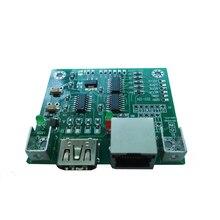 Nvarcher HDMI RJ45 порт к IIS DSD RJ45 HDMI к I2S DSD конверсионная плата