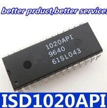 Gratis verzending 3 stks/partij ISD1020AP ISD1020 ISD1020API DIP-28 Goodquality