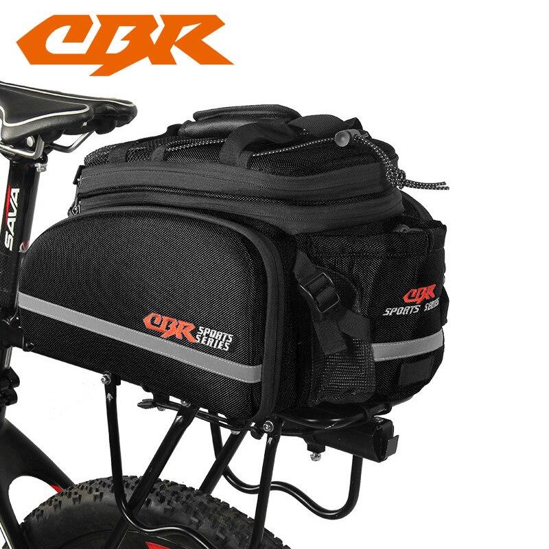 CBR велосипедная сумка, велосипедная сумка для заднего сиденья, водонепроницаемая сумка, сумка для заднего велосипеда, панниры для горного в...