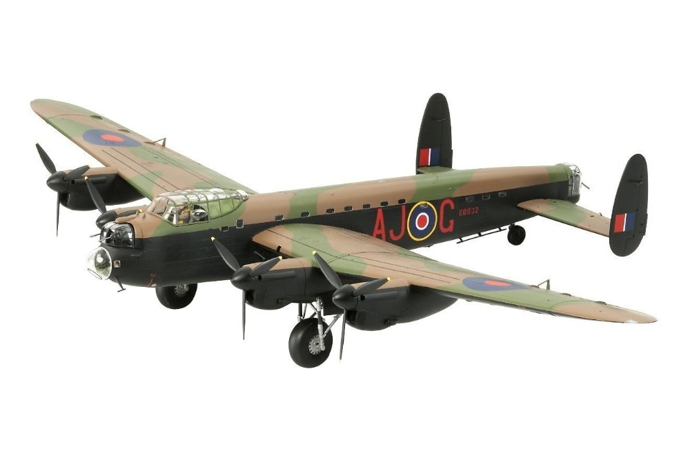 Tamiya 61111 1/48 Avro Lancaster B Mk III Sp-B Mk me DAMBUSTER GRAND SLAM Bomber
