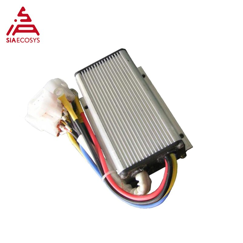 QSKBS7201X, 110A, 24-72 V, MINI BRUSHLESS DC CONTROLADOR para motor do cubo elétrico