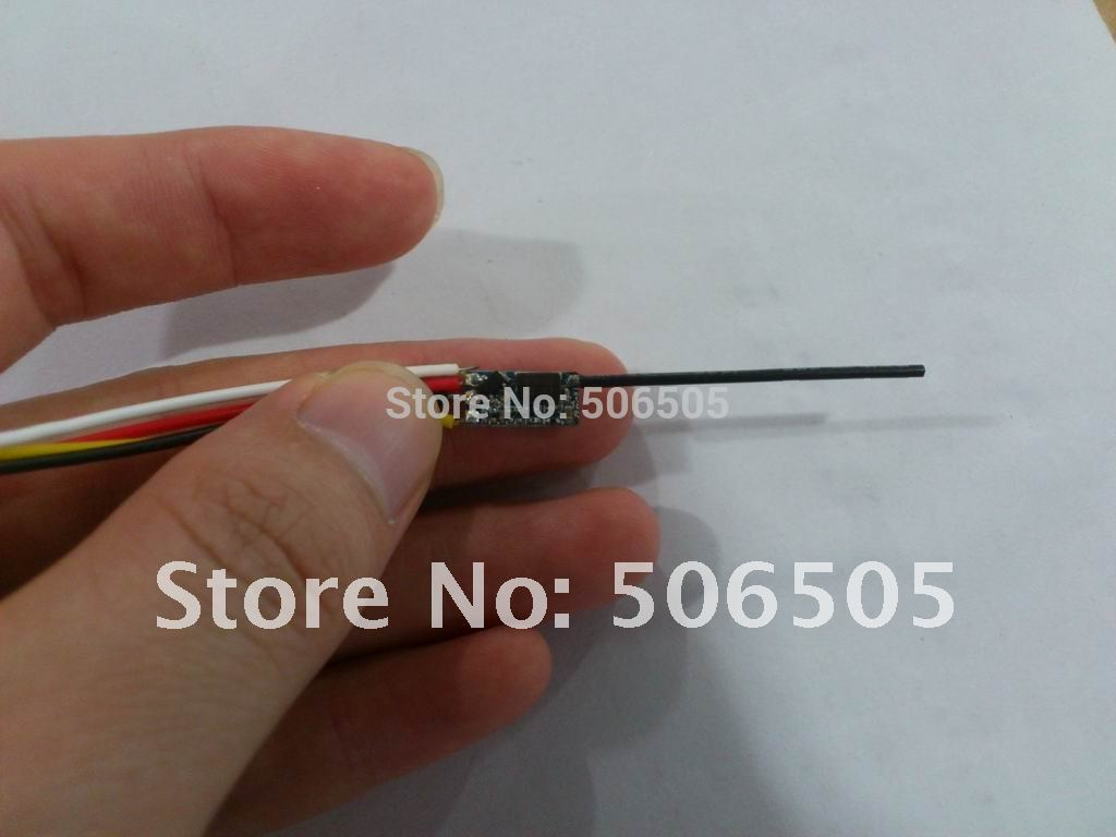12X6mm mini size 20mW 2.4GHz Video wireless transmitter module enlarge