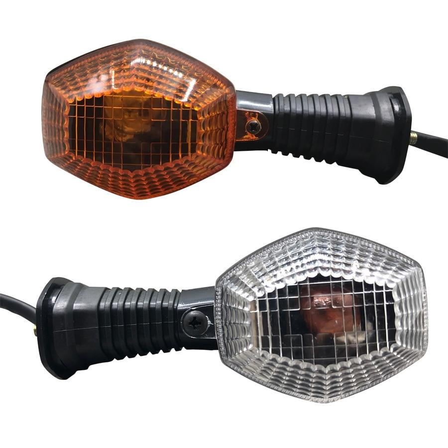 Для Suzuki GSF 600/650/1200/1250 N/S Bandit GSF1250SA DL 1000 DL 650 V-Strom светильник сигнала поворота мотоцикла 1 пара индикаторная лампа