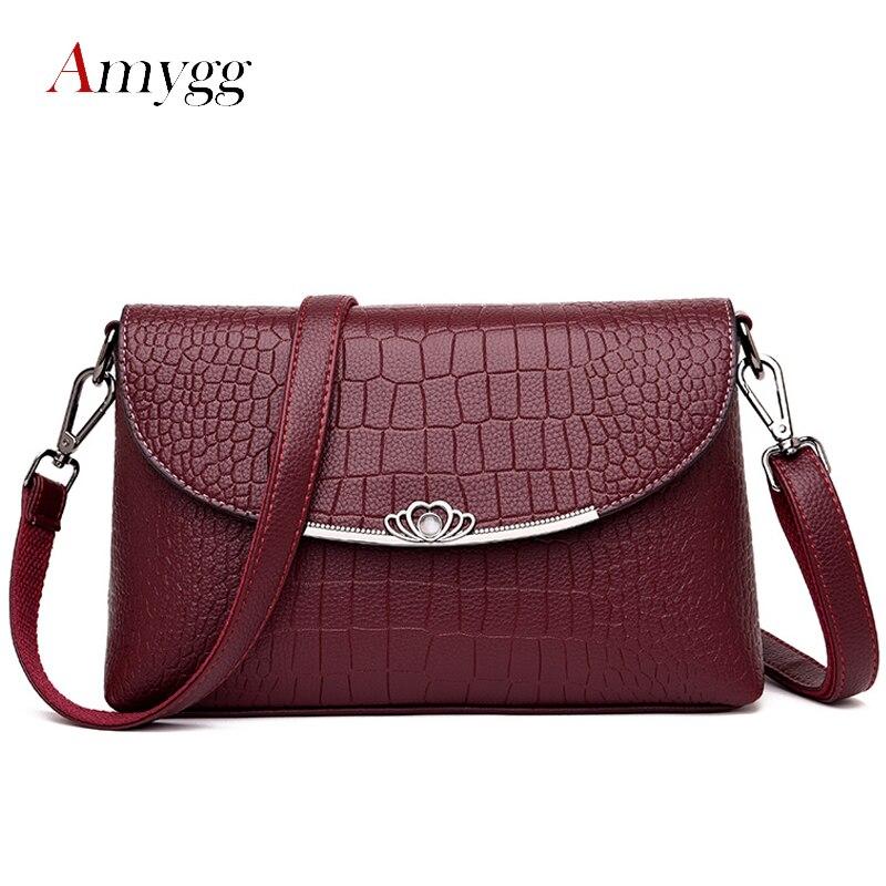 Women Messenger Bags High Quality Pu Leather Handbags Small Flap Bags Handbags Women Famous Brands Spring Handbag Bolsos Mujer