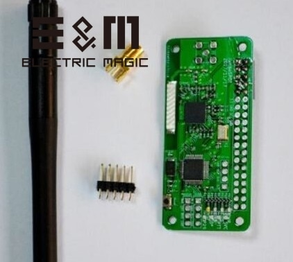 Jumbo punto RTQ MMDVM UHF, VHF Digital de voz módem China lugar hotspot P25 DMR D-STAR C4FM YSF para frambuesa pi Zero W Nano Android