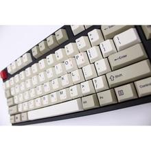 MP Cherry profil Version anglaise/coréenne Sublimation de colorant 87/112 touches épaisses PBT porte-clés MX commutateur clavier mécanique