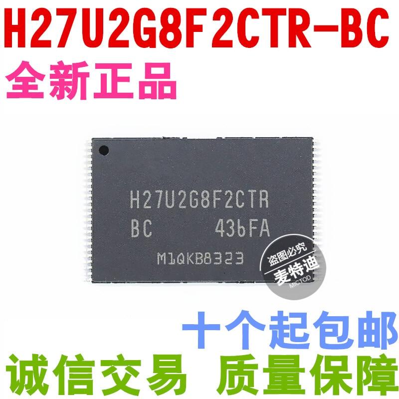 1 pçs/lote H27U2G8F2CTR-BC H27U2G8F2CTR TSOP-48 Em Estoque