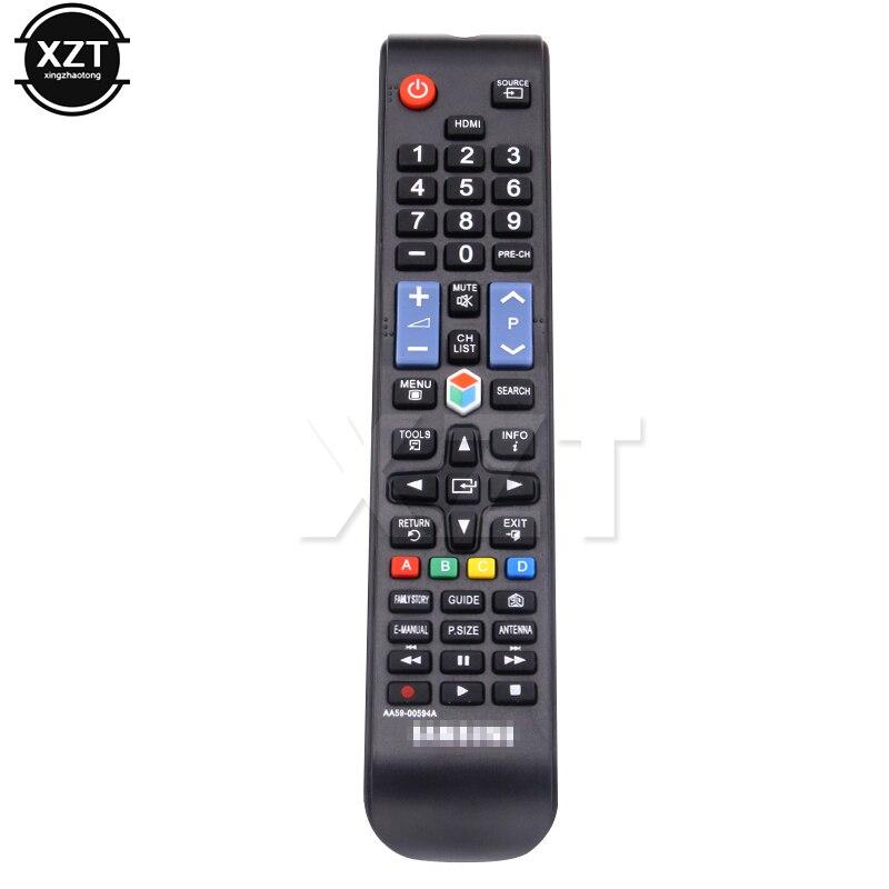 Nueva TV 3D jugador inteligente Control remoto utilizar para SAMSUNG AA59-00581A AA59-00582A AA59-00594A para TV Universal de alta calidad