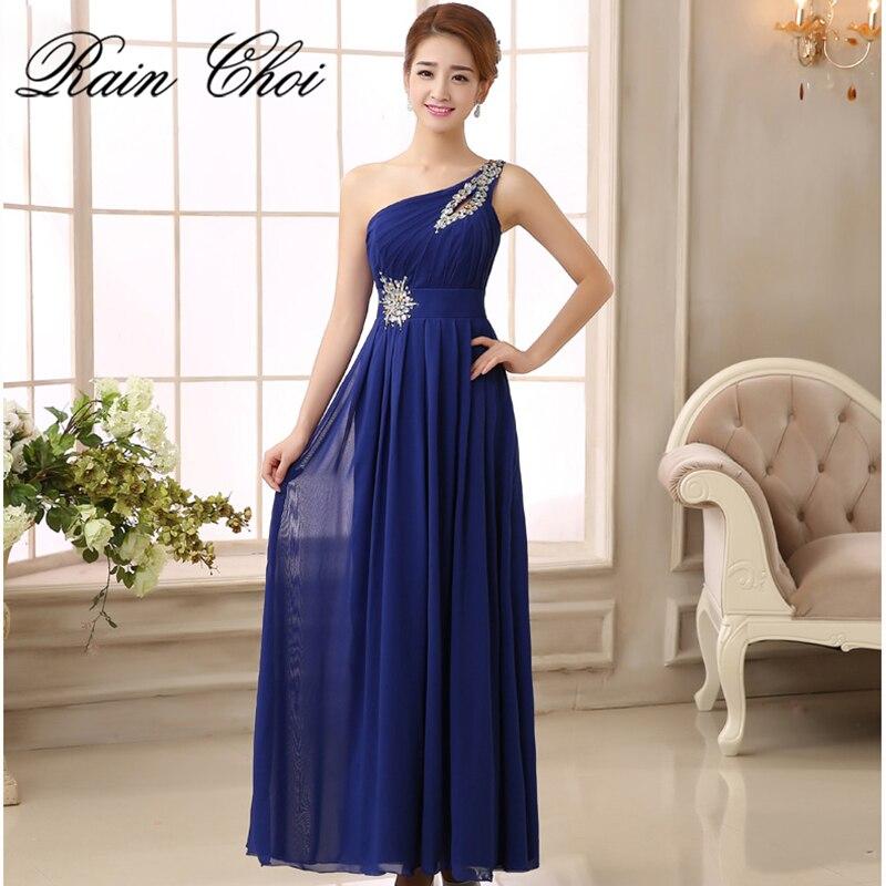 فستان سهرة طويل مثير ، غير متماثل ، كتف عاري ، خط A ، ملابس رخيصة ، مجموعة 2021