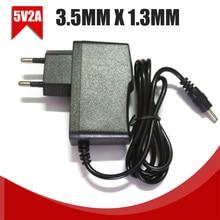 Foarnaque-caméra IP de vidéosurveillance, 1 pc, adaptateur AC/DC, chargeur dalimentation, 3.5mm x 1.3mm