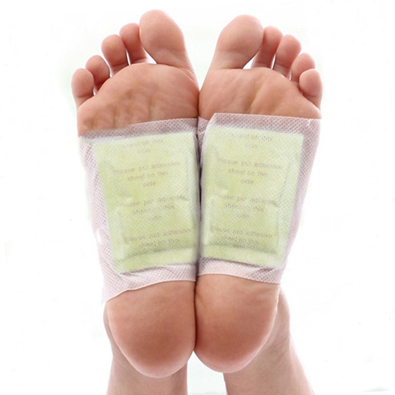 200 uds/lote oro Premium desintoxicación Kinoki almohadillas para los pies orgánico Herbal limpieza parches (100 Uds parches + 100 Uds adhesivos) 2017 Nuevo
