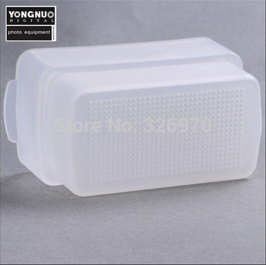 YONGNUO Original Flash Bounce Diffuser for Yongnuo YN-560 II III YN-565EX II Canon 580EX Flash Speedlite