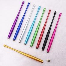 1 PC Utral Dünne Taille Kapazitiven Touchscreen Stift Stylus Für iPhone Samsung Galaxy S3 S4 S5 S6 S7 S8 rand Plus Stylus Stift