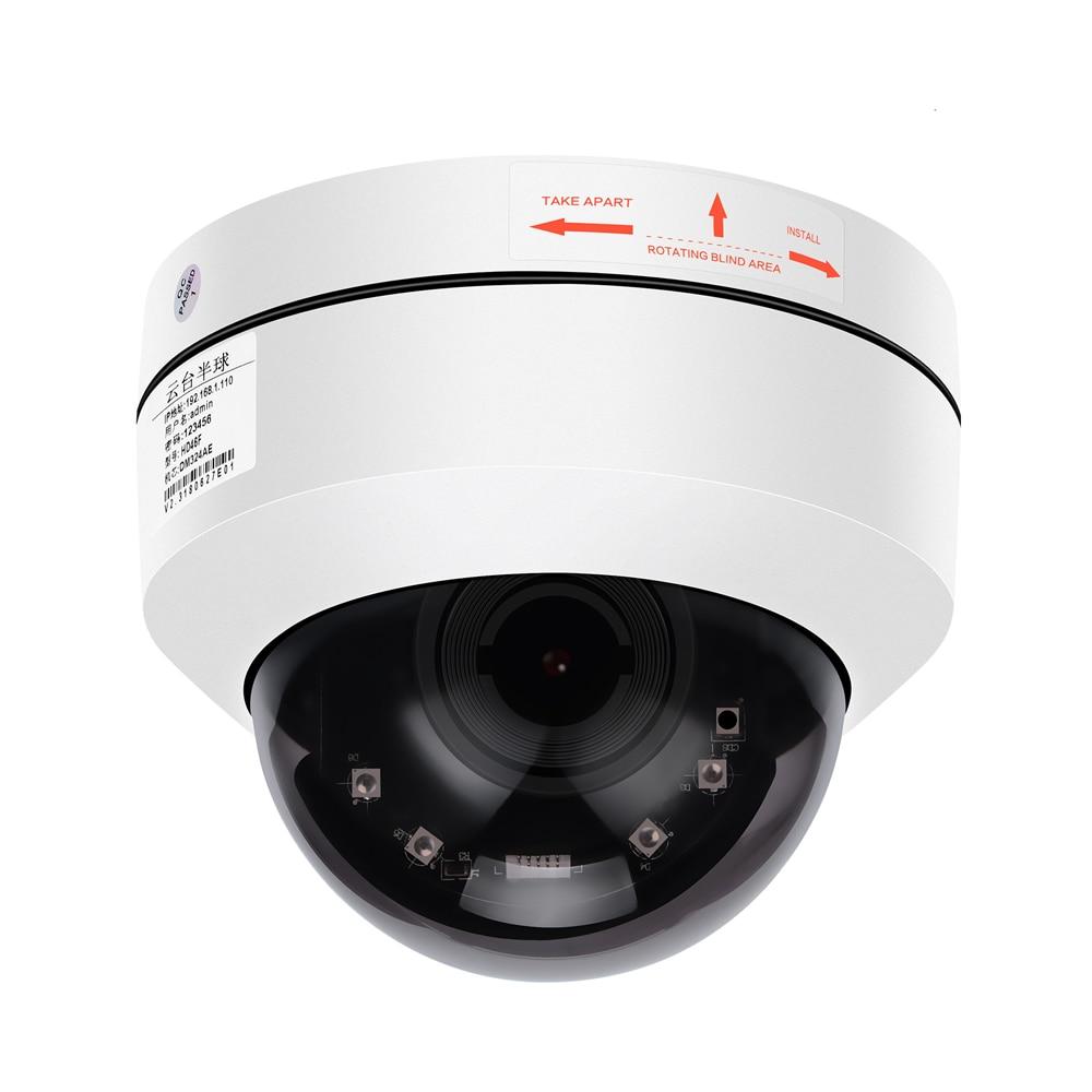 Cámara de domo Sony IMX323, cámara para exteriores resistente al agua, 1080P, PTZ, 4 en 1, AHD/TVI/CVI/CVBS, 4x zoom