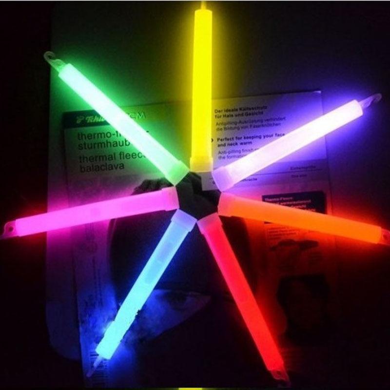 Concert Wilderness Glow Stick Fluorescent Multifunction Survival Camping Emergency Lights Glowstick #2