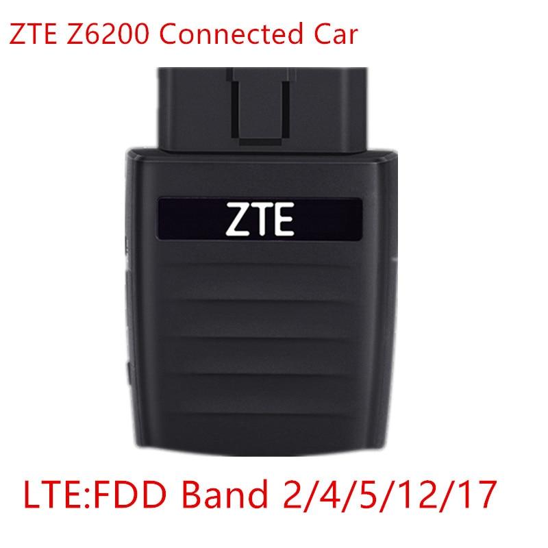 مودم Zte Z6200 غير مقفل لشبكة wi-fi للسيارة ، مودم 4g ، نقطة اتصال ، صناعي ، gps ، obd ، wifi ، 4g ، محرك SyncUP ، سيارة OBD II