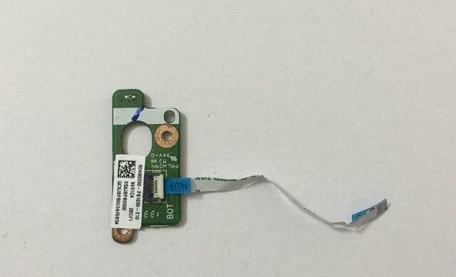 Tablero de botón de encendido y apagado WZSM Original con Cable para...