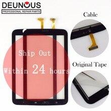Nouveau pour Samsung Galaxy Tab 3 T210 T211 tactile panneau Tab 4 SM-T230 T230 SM-T231 T231 avant tactile écran numériseur verre capteur