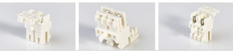 1534415-2 العلب العلب تايكو te amp الموصلات العلب المحطات 100% أجزاء جديدة ومبتكرة