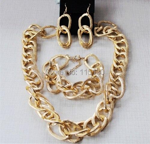 Colar de colar de ouro colar de corrente longa colar de corrente feminina acessórios de moda 2015