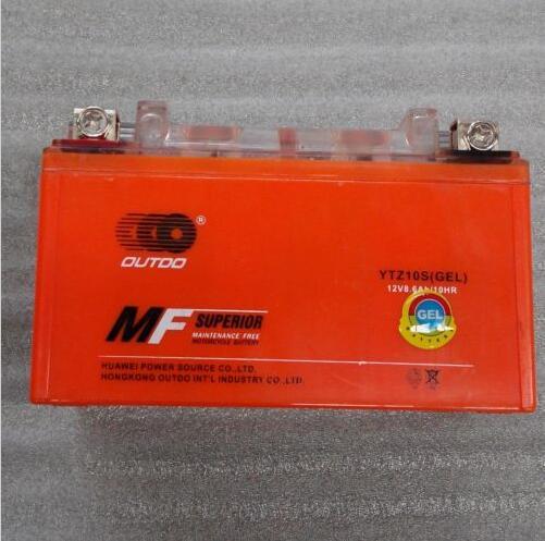 GEL YTZ10S batterie pour Honda CBR929RR   RE CBR954RR CB1000R CBR1000RR KTM SMC