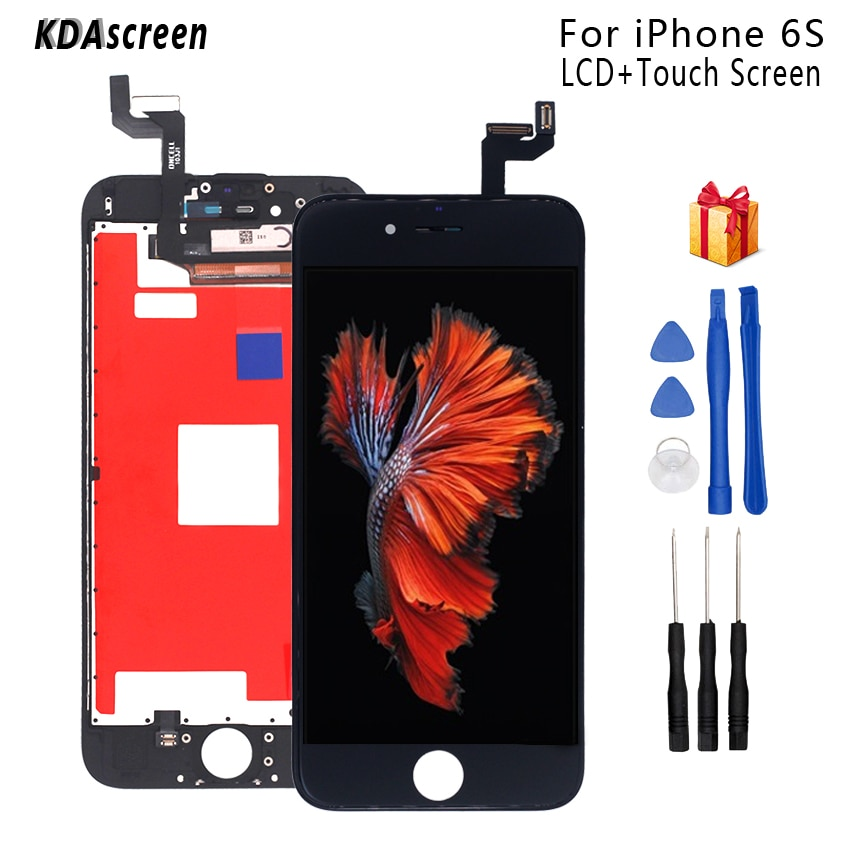 grassroot 17 3 inch lcd screen for aorus x7 dt v7 qhd 2560 1440 px tn matte non touch 120hz refresh rate replacement display For iPhone 6S  LCD Display Touch Screen  Digitizer Assembly For  iPhone  6S  Display Touch Screen LCD Replacement Parts Tools