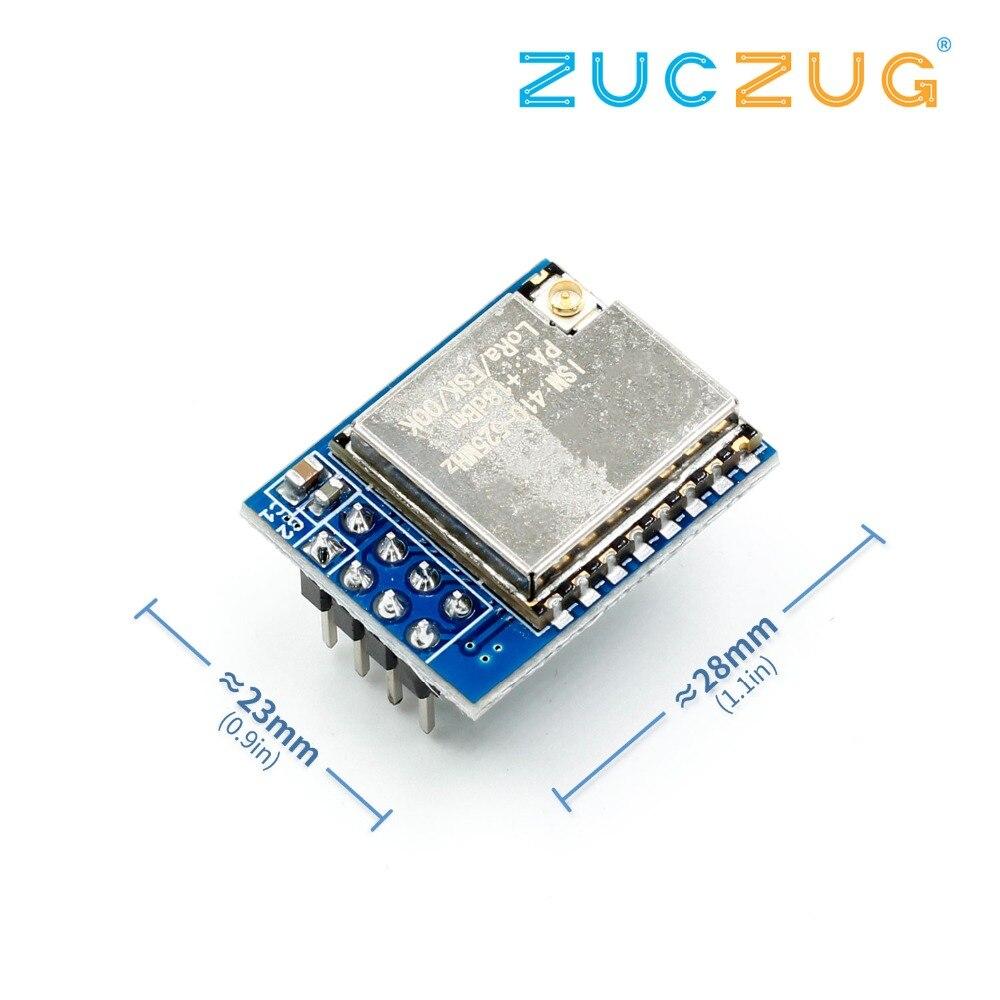 SX1278 LoRa Module 433M 10KM Ra-02 Wireless Module Ai-Thinker Spread Spectrum Transmission Electronic DIY Kit