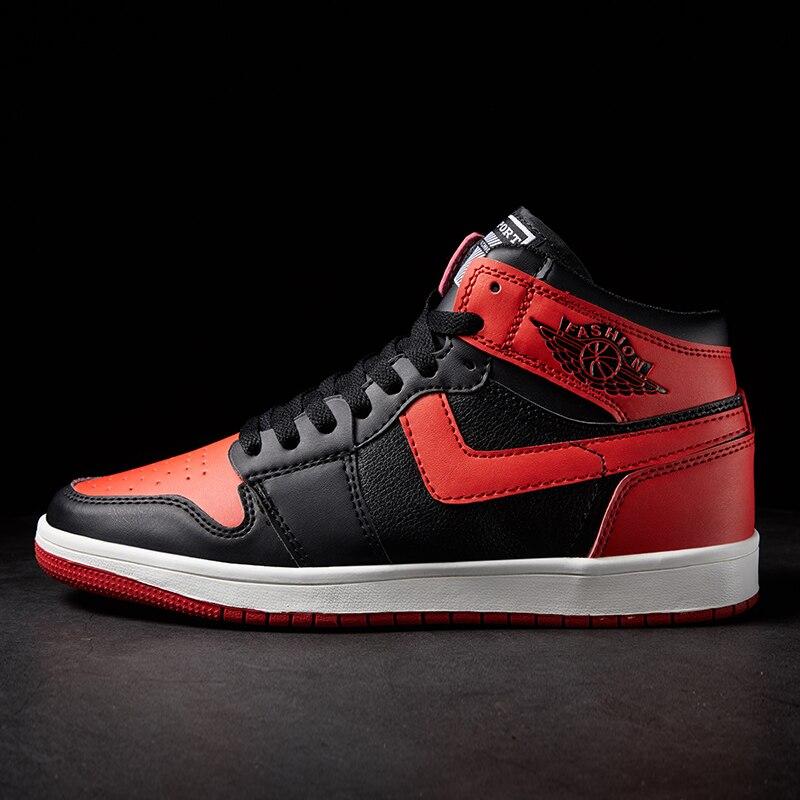 Vulcanize sapatos masculinos moda marca casual sapatos para homem laço-up confortável ao ar livre antiderrapante sapatos de caminhada zapatillas hombre