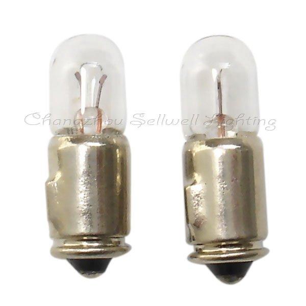 Miniature Lighting Bulbs 6.3v 1w Ba7sx21