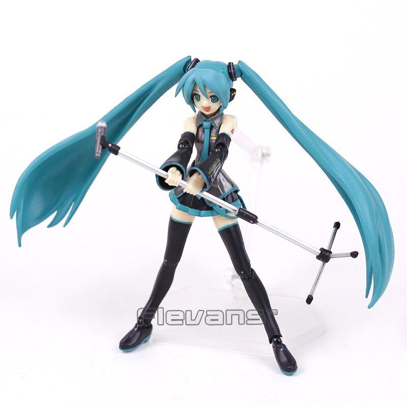 VOCALOID Hatsune Miku figma 014 PVC Action Figure Collectible Model Toy