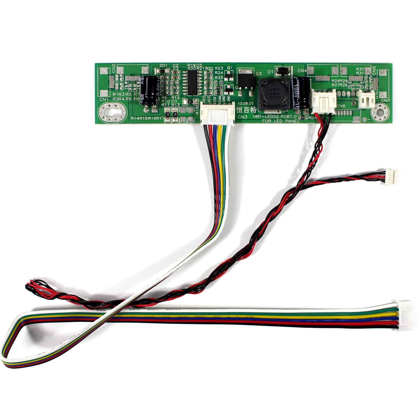 LED Inverter Board For LTM185AT04 M270HW02 M215HW01 VB M185BGE-L22 LCD VS632B-1