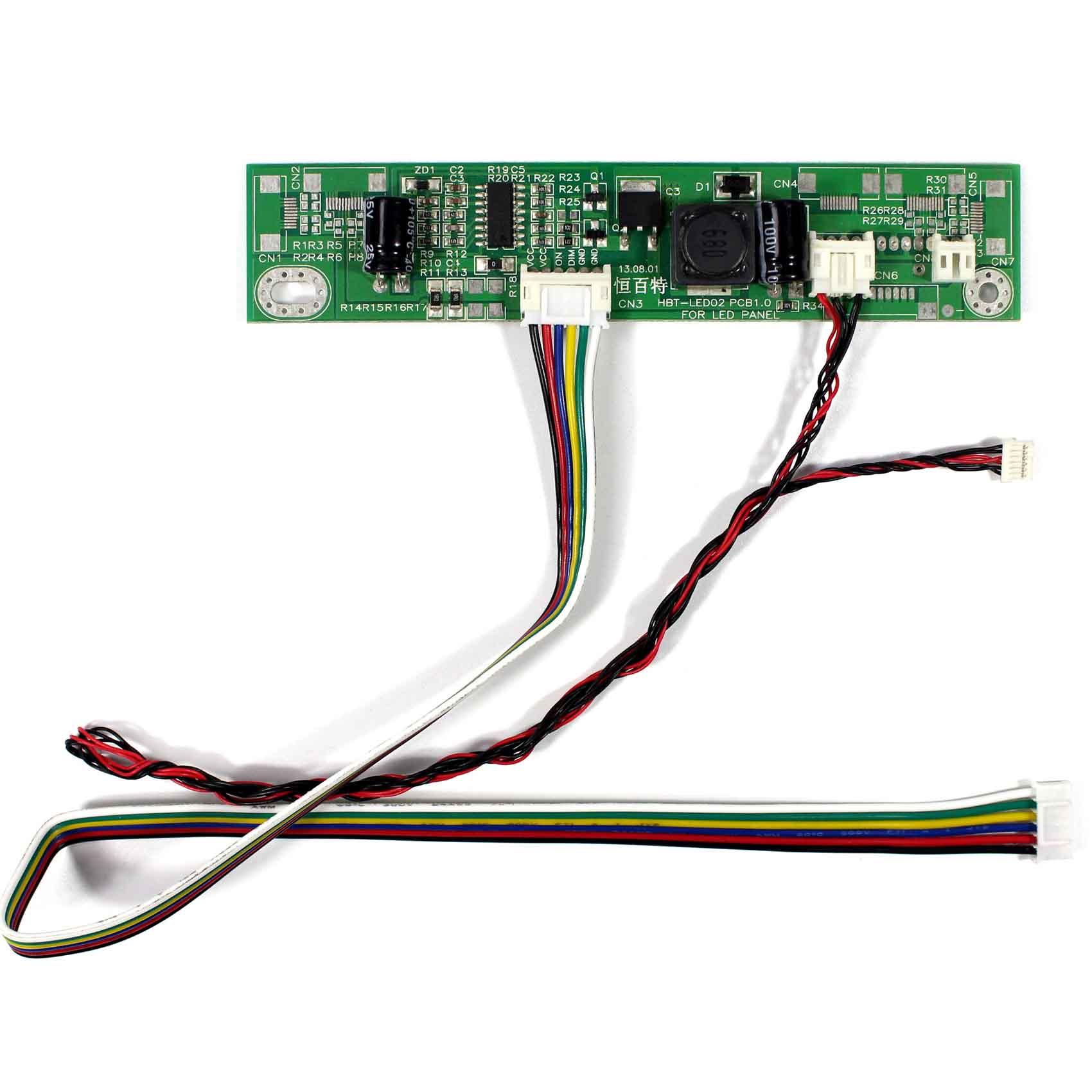 Placa de inversor LED para LTM185AT04 M270HW02 M215HW01 VB M185BGE-L22 VS632B-1 LCD