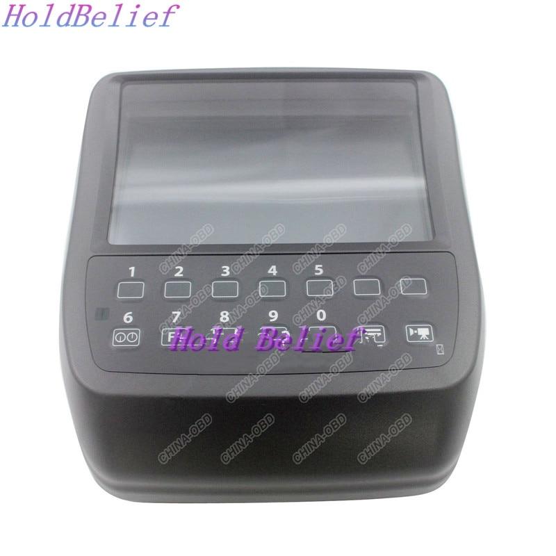 Panneau daffichage de moniteur pour Hitachi   4653775 panneau daffichage pour pelle, pour Hitachi, livraison gratuite