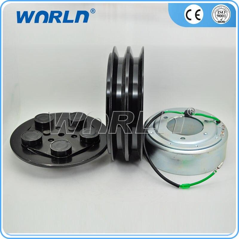 DKS32/DKS32CH auto ac compresor de embrague para Nissan Mini autobús TM31 24 V 2PK 92600VK200 92600-VL20A 506010-1720 506210-0511