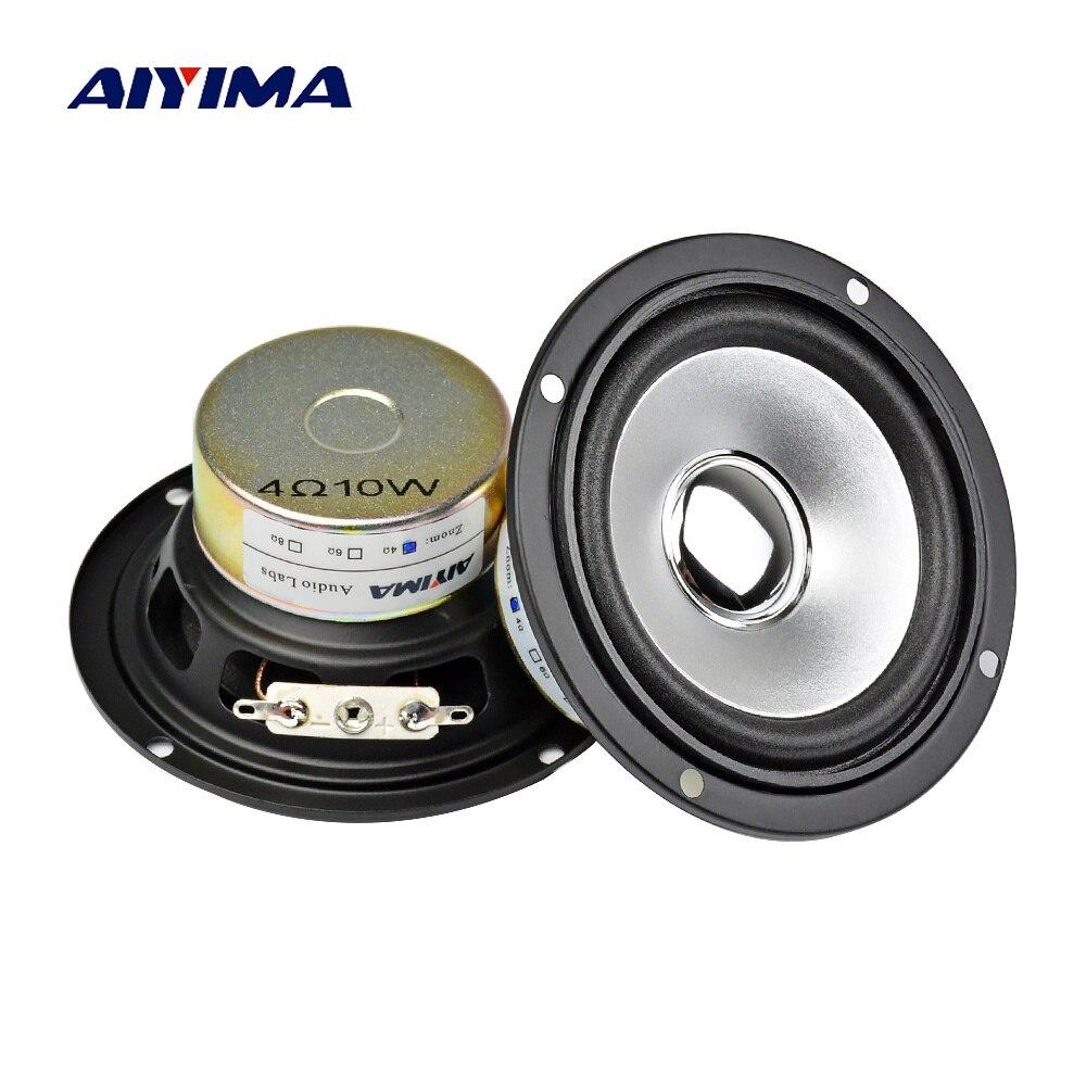 AIYIMA-altavoces de Audio de 3 pulgadas y 90MM, amplificador de sonido para...