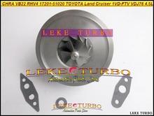 Turbo Patrone CHRA Core VB22 17201-51021 17201-51020 Für TOYOTA Land cruiser Landcruiser V8 VDJ76 VDJ78 VDJ79 1VD 1VD-FTV 4,5 L