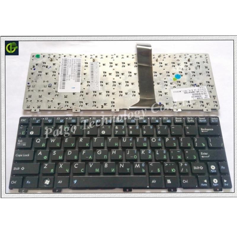 Русская клавиатура для Asus MP-10B63SU-528 V103646GS1 RU 04GOA292KRU00-2 04GOA292KRU00-1 0KNA-292RU02 Black RU