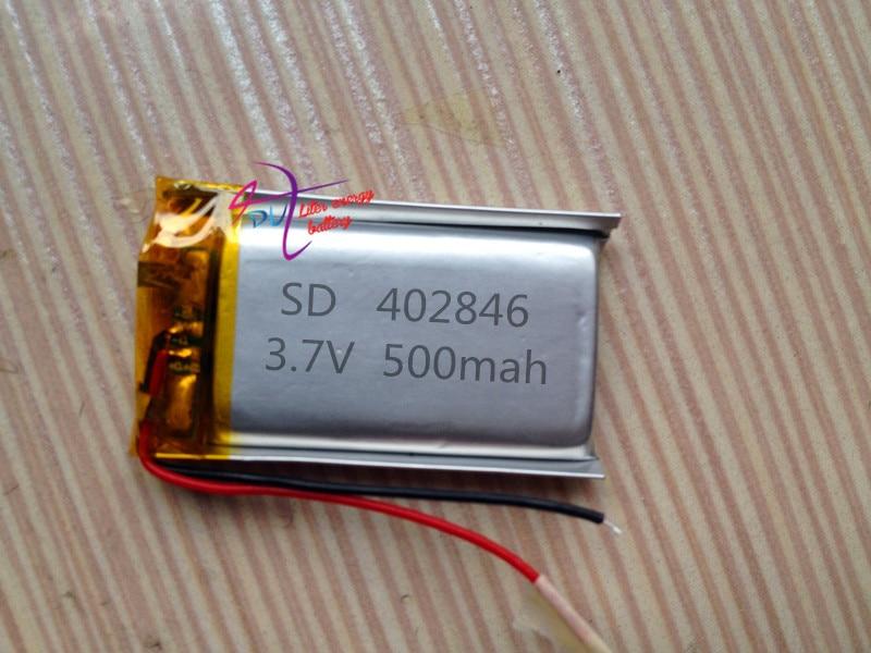 Polímero 402846 042846 foto digital marco flyswatter mosquito lámpara fabricantes de baterías de litio