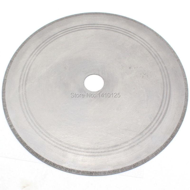 Алмазное лезвие для пилы 14 дюймов зубчатый обод толщина 0 05 дюйма Lapidary каменная
