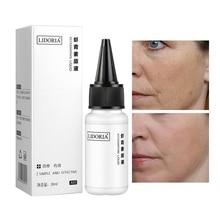 Astaxanthine Anti-rides hydratant raffermissant peau éclaircir Anti-séchage Anti-âge Essence raffermissant Pores rétrécissement sérum Facial