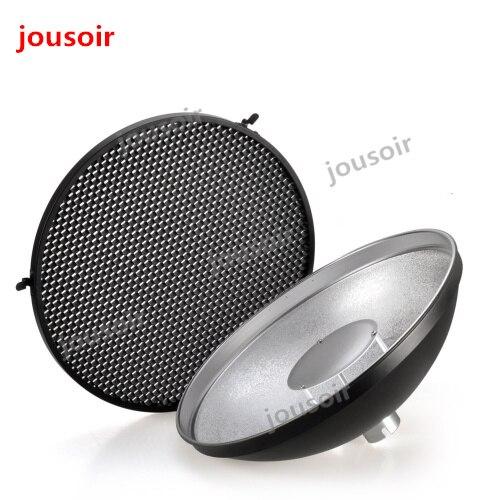 Godox AD-S3 Tragbare Beauty Dish + Waben Abdeckung Für Speedlite Flash AD180 AD360 AD360 II AD200 CD50